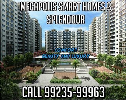 Special Offers On Megapolis Smart Homes 3 Hinjewadi | najanejur | Scoop.it