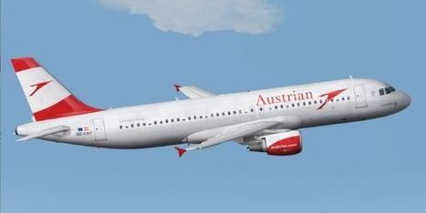 FS2004 – Airbus A320-214 Austrian Airlines | PerfectFlight | Scoop.it
