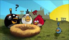 Angry Bird's Implications for m-Learning | Edtech PK-12 | Scoop.it