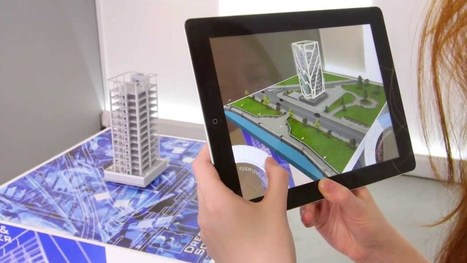 Augmented Reality: Technology that adds Virtual Realism to Real Estate | Augmented Reality Trends | Augmented & Reality Reality - 3Dprinting - Wearable Technologies - Code QR - ..... | Scoop.it