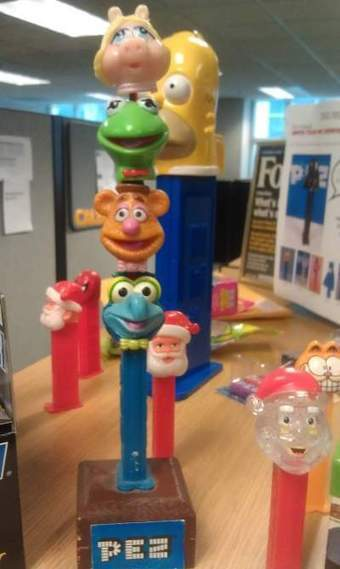 What Can Pez Collections Teach Us About Social Media? | Inspiring Social Media | Scoop.it