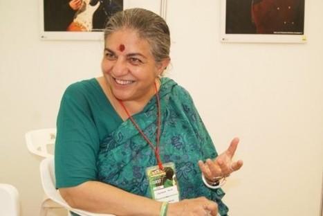 Vandana Shiva: «La revolución es inevitable y será ecológica; la gente quiere menos capital y más bienestar» | consum sostenible | Scoop.it