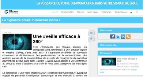 Veille et droits d'auteur : pourquoi faire simple...   François MAGNAN  Formateur Consultant   Scoop.it