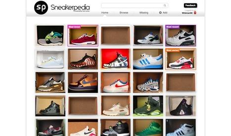 Footlocker's Sneakerpedia is Bang on Trend   Omar Kattan - New Age AdMan   Content Marketing & SEO   Scoop.it