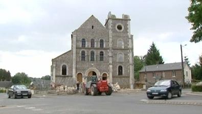 L'église de Berville-en-Caux déconstruite - Patrimoine - France 3 Régions - France 3 | Auprès de nos Racines - Généalogie | Scoop.it