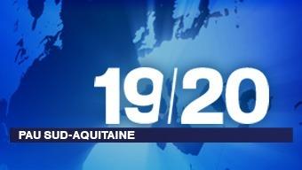 JT Local 19-20 - Pau Sud Aquitaine du lundi 22 octobre 2012 à 19h15 sur France3 | Les Etoiles de Pau | Scoop.it