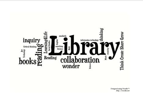 """""""School Libraries Matter"""" video #sljsummit... -...   Role of Libraries and Librarians in Education   Scoop.it"""