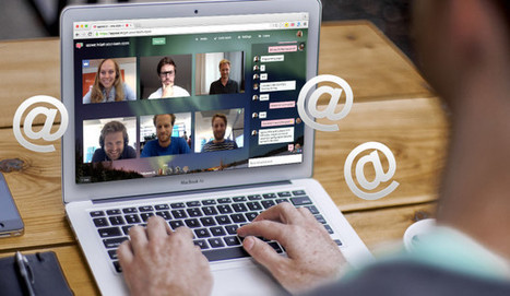 How To Invite Someone To a Video Conference Over Email | Distance Learning | Scoop.it