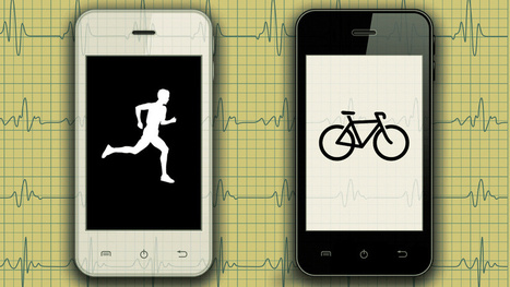 The Best Fitness Tracking Apps for Every Type of Exercise | Nutrition & Fitness | Scoop.it