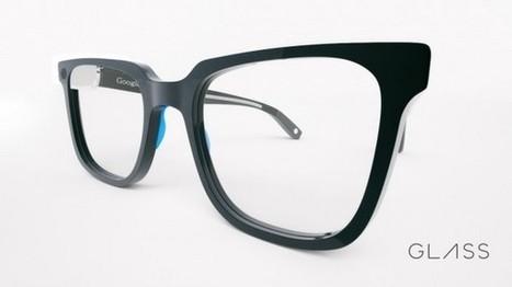 Les Google Glass sont désormais compatibles avec des lunettes de vue et des lunettes de soleil | Geeks | Scoop.it