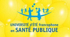"""Université d'été francophone en santé publique de Besançon 2014 : 11e édition   """"Promotion de la Santé"""" et """"Education pour la Santé""""   Scoop.it"""