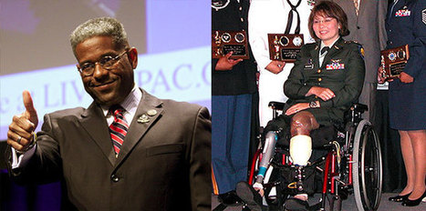 "Fox's Allen West Attacks Decorated Vet Rep. Tammy Duckworth: I ""Don't Know Where Her Loyalties Lie"" 