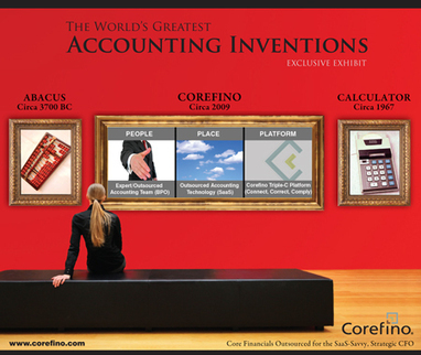 Online Accounting Software Systems | SaaS Accounting System California USA | Online Outsourcing - Corefino | Online Accounting Services California | Scoop.it