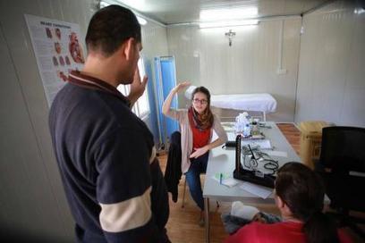 Slovenská lekárka v Iraku: Utečencom pred islamistami ostali len šaty na tele | Správy Výveska | Scoop.it