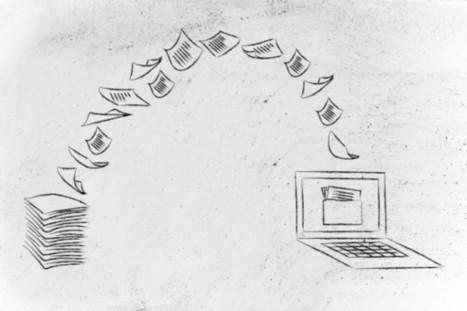 Digitalisation : « Les entreprises et DRH doivent accepter d'innover et donc de se tromper » - Blog du Modérateur | E-réputation et identité numérique | Scoop.it