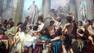 Sexo y juego: cuando la lotería se celebraba durante las orgías romanas | Mundo Clásico | Scoop.it