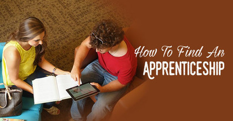 How to Find an Apprenticeship: 19 Awesome Tips - WiseStep   Career development, Hiring,Recruitment, Interviews, Employment and Human Resources   Scoop.it