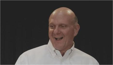 Steve Ballmer confía en que se venderán 400 millones de sistemas con #Windows8 o #WindowsPhone8 | Desktop OS - News & Tools | Scoop.it