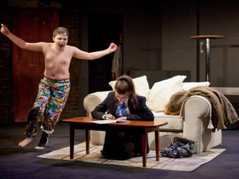 Play written by residential child care worker explores social work and life in care - Community Care | Children In Law | Scoop.it