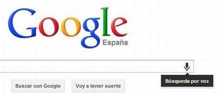 Google introduce las búsquedas por voz en la última versión de Chrome | busqueda de informacion para investigacion | Scoop.it