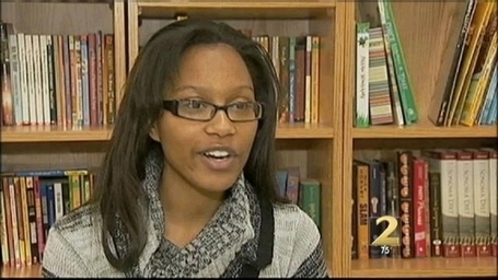 "Homeless teen graduates as valedictorian of high school class | Buffy Hamilton's Unquiet Commonplace ""Book"" 