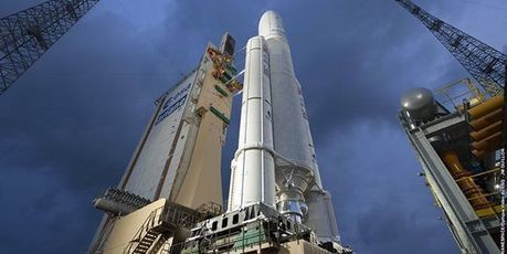 Lancement réussi d'un cargo pour la station spatiale internationale - Le Monde | Sur le vif | Scoop.it
