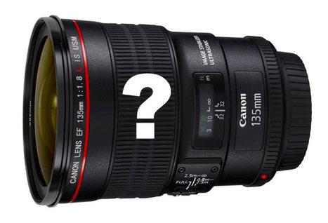 *UPDATE* Canon EF 135 f/1.8L IS (Rumor) | Gear in Motion | Scoop.it