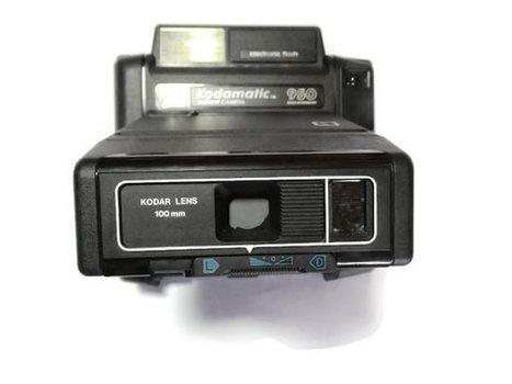 1982 Kodamatic 950 camera | Retrofanattic's articles and items for sale | Scoop.it