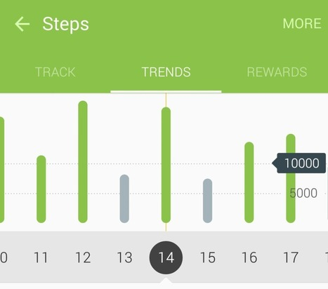 May 2015 Pedometer Logs – Struggling with Maintaining Weight   The Personal Blog of Cristi Vlad   EmpoweringPeople   Scoop.it