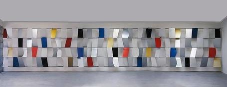 Ellsworth Kelly: Sculpture for a Large Wall | Art Installations, Sculpture | Scoop.it