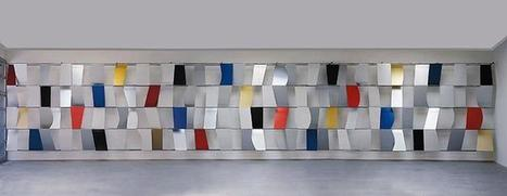 Ellsworth Kelly: Sculpture for a Large Wall | Art Installations, Sculpture, Contemporary Art | Scoop.it