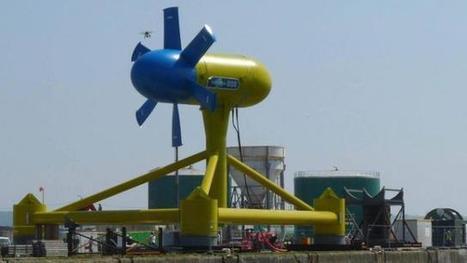 Innovation. L'électricité d'Ouessant viendra du fond de la mer | Eolien Offshore Projet baie de St Brieuc (22) | Scoop.it