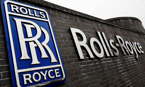 Rolls-Royce blames strength of pound for profit slump | BUSS 4- topics | Scoop.it