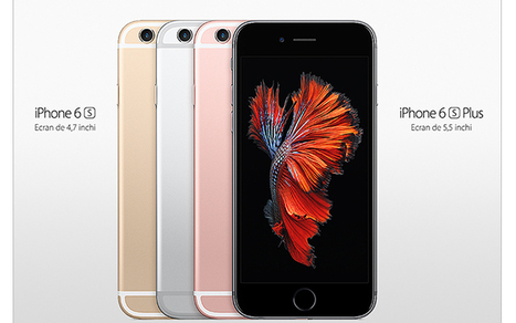 iPhone 6S disponibil ACUM la precomanda » O.R. Magazin Online | Online Shopping | Scoop.it