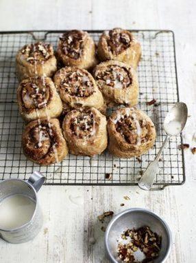 Meatless Mondays: Vegan Cinnamon Buns Recipe   Global Animal   Vegan Food   Scoop.it
