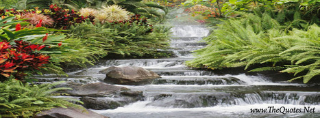 Facebook Cover Image - Water Fall - TheQuotes.Net | Facebook Cover Photos | Scoop.it