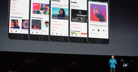 Apple, in Seeming Jab at Spotify, Proposes Simpler Songwriting Royalties | Music Industry | Scoop.it