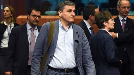 Greece bailout: Eurozone deal unlocks €10.3bn - BBC News | International Economics: Pre-U Economics | Scoop.it