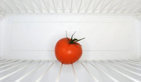 Here's why putting tomatoes in the fridge makes them tasteless   Biologie in de klas   Scoop.it