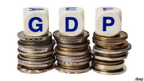 How countries calculate their GDP | F582 The National & International Economy | Scoop.it