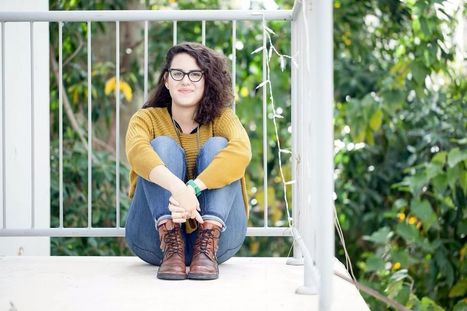 Meet Tair Kaminer, the 19-Year-Old Conscientious Objector Who Just Made Israeli History | Women of The Revolution | Scoop.it