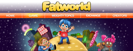 FATWORLD - The Game about the politics of nutrition. | Curation, Gamification, Augmented Reality, connect.me, Singularity, 3D Printer, Technology, Apple, Microsoft, Science, wii, ps3, xbox | Scoop.it