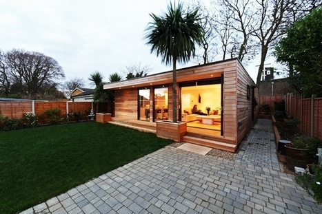 A Garden Home – Modern, Spacious & Great Eco Design | sustainable architecture | Scoop.it