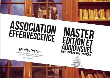 Emmanuel Carrère,  écrivain, scénariste et réalisateur, parrain des étudiants Édition-Audiovisuel Paris IV   Edition en ligne & Diffusion   Scoop.it