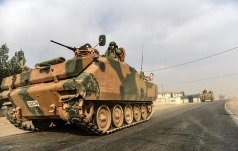 El puzzle de la guerra civil siria   Perdidos en el Ciberdespacio   Scoop.it