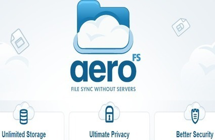 AeroFS: Crea tu propio dropbox privado y seguro | Gustavo Martínez Blog´s | Estoy explorando | Scoop.it