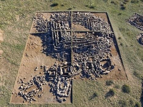 Arqueólogos hallan en Kazajistán una tumba con forma piramidal de la Edad del Bronce | Centro de Estudios Artísticos Elba | Scoop.it