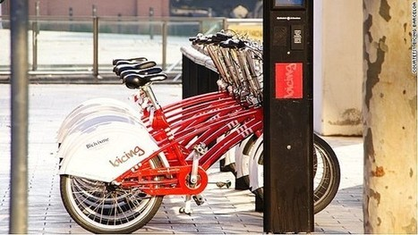 Bike share boom: 7 cities doing it right | Georgraphy World News | Scoop.it