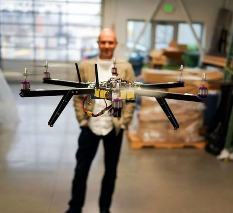 Is the DIY Drone Movement About to Launch a Billion-Dollar Industry? - Gizmodo UK | Peer2Politics | Scoop.it