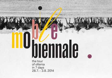 Mobile Biennale 1: The Tour of Oltenia in 7 days | art move | Scoop.it